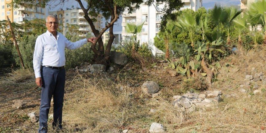 Başkan Tarhan'dan 'Aratos'un mezarı gün yüzüne çıkarılsın' çağrısı