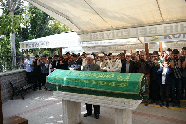 Abdulkerim Selek'e son görev