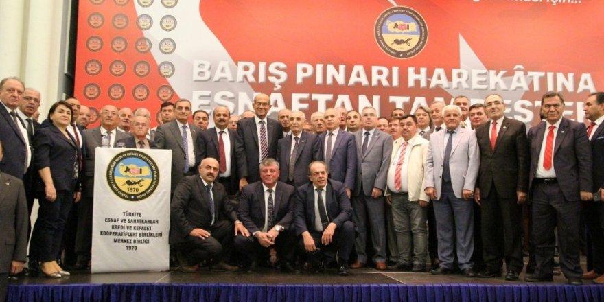 ESKKK Başkanı Ali Evren'den Barış Pınarı değerlendirmesi