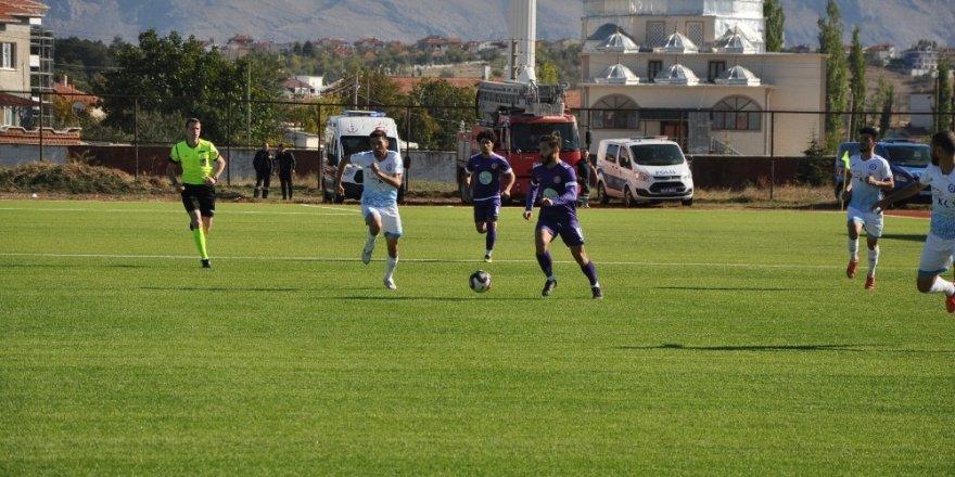 Bölgesel Amatör lig 8. Grup: Sandıklıspor: 2 - Aydın Yıldızspor: 2