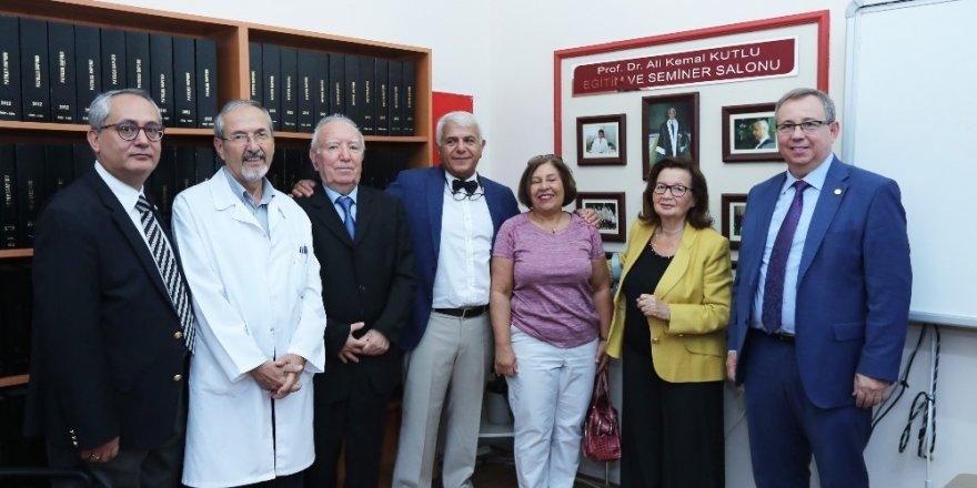 Trakya Üniversitesi hocalarının isimlerini yaşatıyor