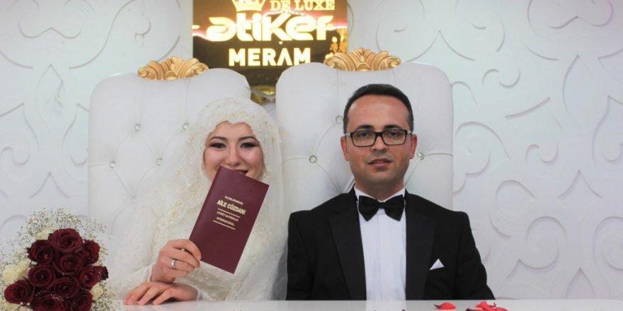 Hülya Nur ile Hasan dünya evine girdi