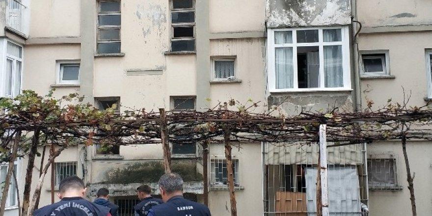 Şamsun'da bir kişi banyoda ölü bulundu