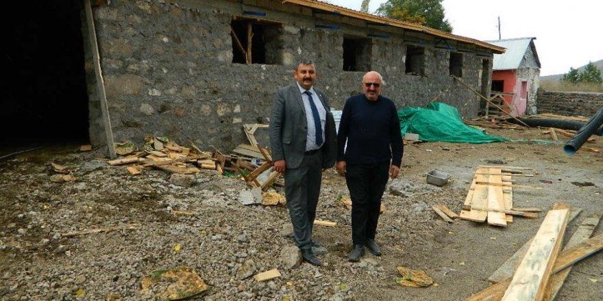 Posof'ta boşalan köyler yeniden dolmaya başladı