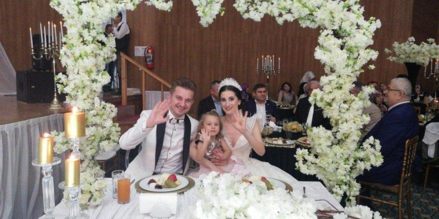 Meclis Başkanı Yazıcıoğlu oğlunu evlendirdi