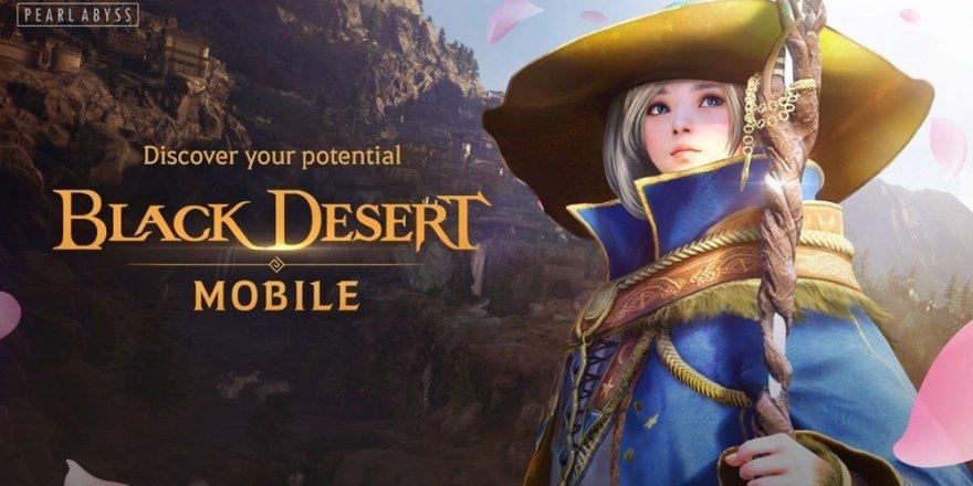 Black Desert Mobile'ın ön açılış tarihi açıklandı