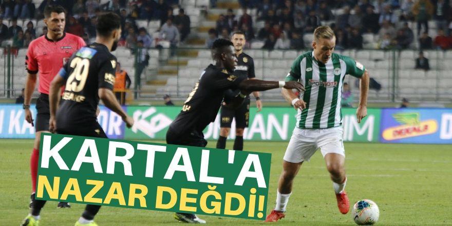 Konyaspor: 0 - Yeni Malatyaspor: 2