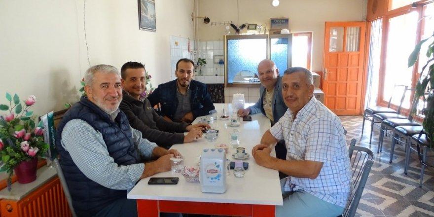 """Başkan Ali Var: """"Gazetecilerin verdiği mücadele her türlü takdirin üzerindedir"""""""