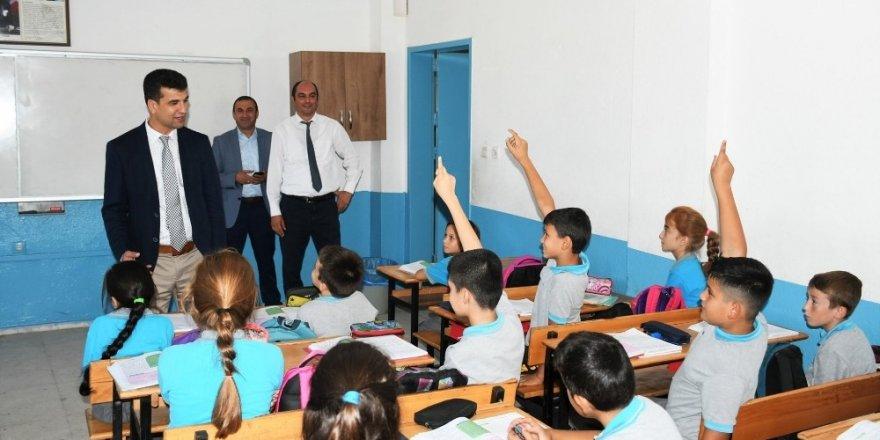 İlçe Milli eğitim Müdürü Bal'dan Selimiye Ortaokulu'na ziyaret