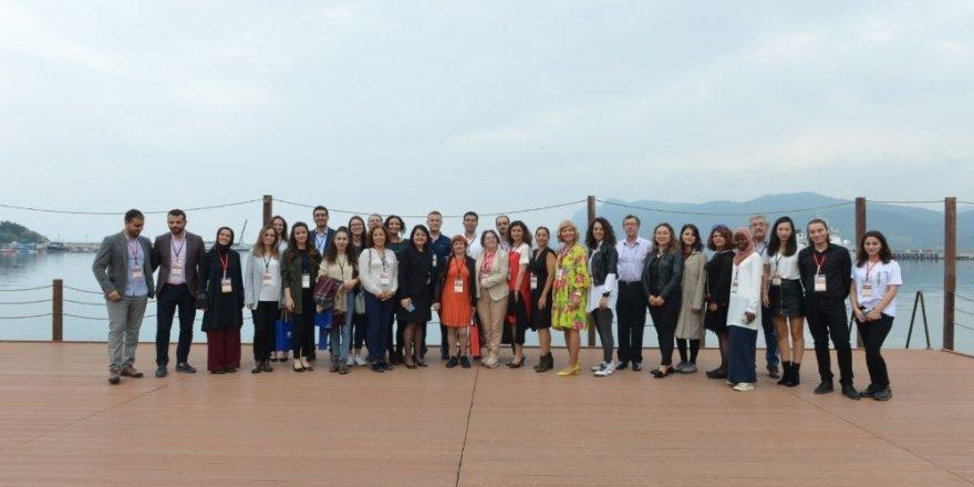 Bartın Üniversitesinin uluslararası dil eğitim çalıştayı tamamlandı