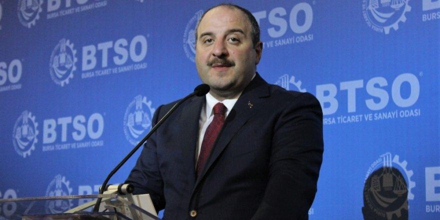 """Bakan Varank: """"Bu harekat sadece sınırımızda değil Türkiye ekonomisinde de güvenli bir alan oluşturacak"""""""