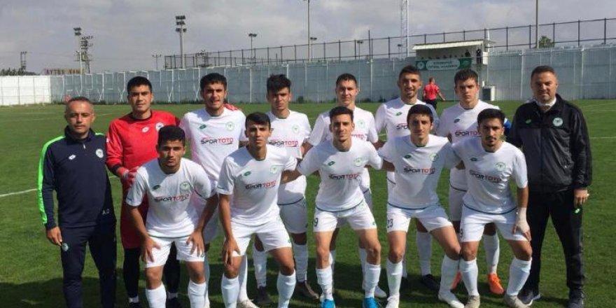 U19 takımı 2-0 kazandı