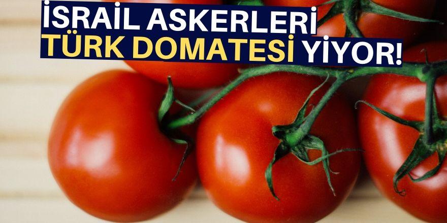 Türk domatesi tartışma çıkardı!