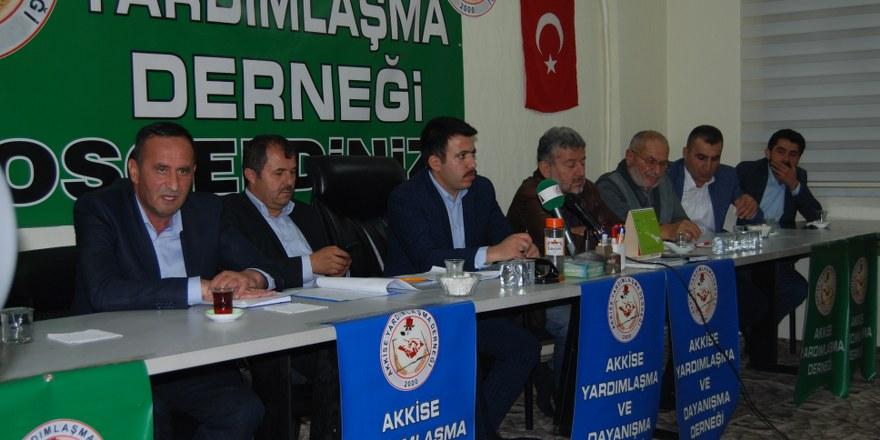 Akkise Aşevi Projesi için imzalar atıldı