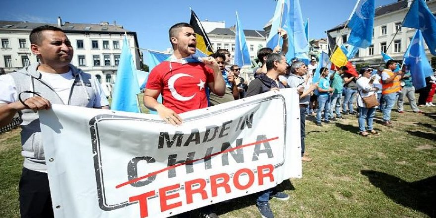 Doğu Türkistan yeni  kızıl elmamız olmalı
