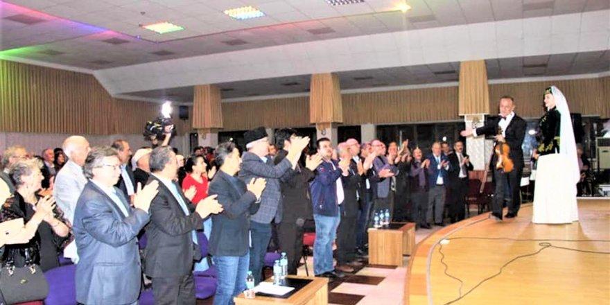 Kırım Derneği konser düzenledi