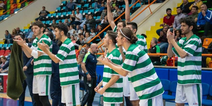 Konyaspor Basketbol 2. galibiyetini aldı