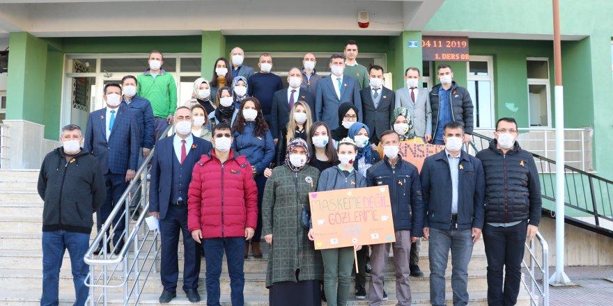 Beyşehir'de farkındalık etkinliği