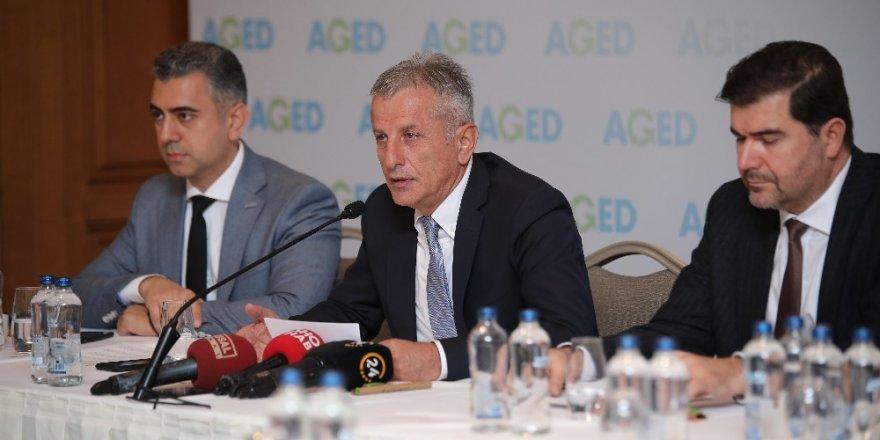 """AGED Başkanı Saral: """"Mamul ihracatımız, 2023'te 2,3 milyon tona ulaşacaktır"""""""