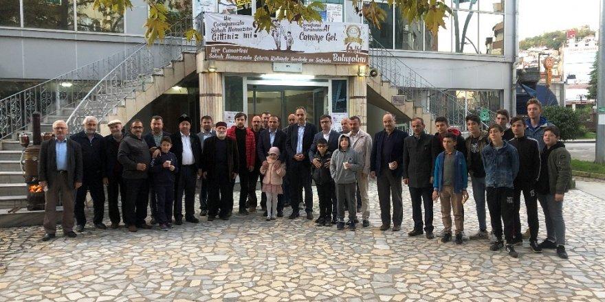 """Fatsa'da """"Çocuğunu ve Torununu Al Camiye Gel Projesi"""""""