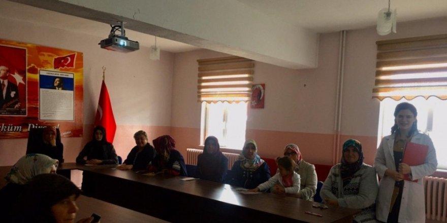 Aslanapa'da 'Ruh sağlığını güçlendirme' konulu seminer
