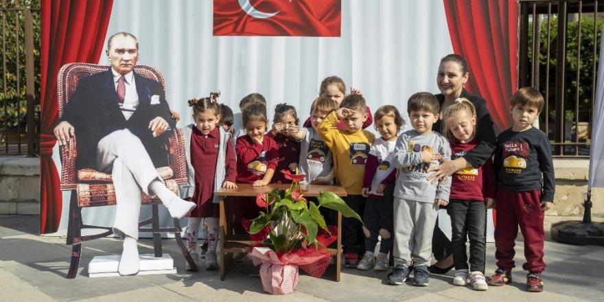Büyükşehir Belediyesi, Atatürk Fotoğrafları sergisi açtı