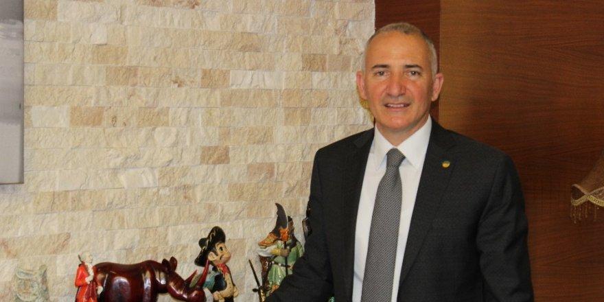 Başkan Demirtaşoğlu'ndan 10 Kasım mesajı