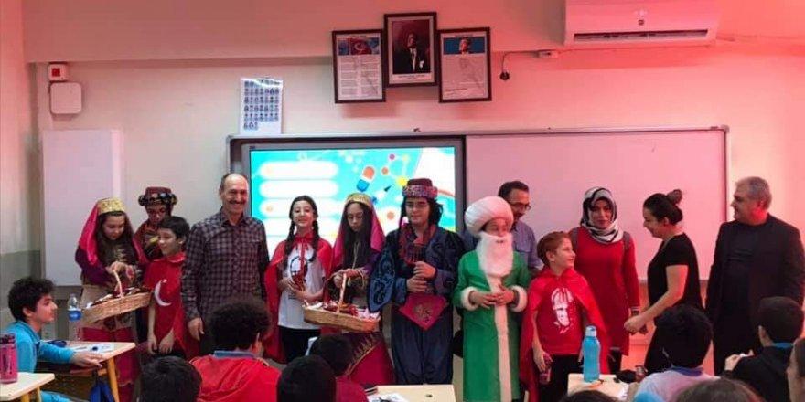 Nasrettin hoca Nazilli'de kandil kutladı