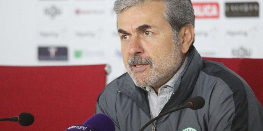 Konyaspor'a zarar verme lüksümüz yok.