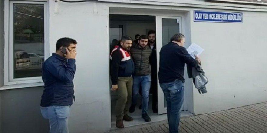 İzmir'de düzenlenen terör operasyonunun detayları belli oldu