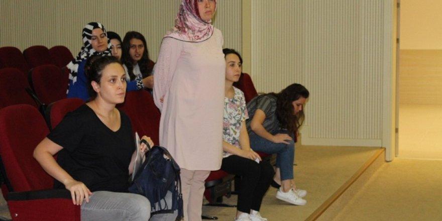 10 kadın infaz koruma memuru alımı yapıldı