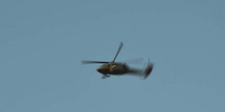 (Düzeltme) - 'Helikopter düştü' ihbarı Aydın'ı ayağa kaldırdı