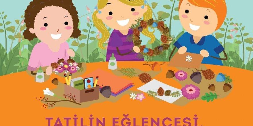 great quality new list limited guantity Forum Aydın, Kasım ara tatilinde çocukları bekliyor
