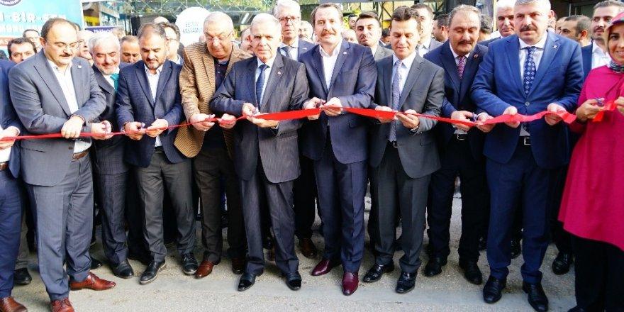 Eğitim Bir-Sen Kastamonu Şubesi yeni hizmet binasının açılışı yapıldı
