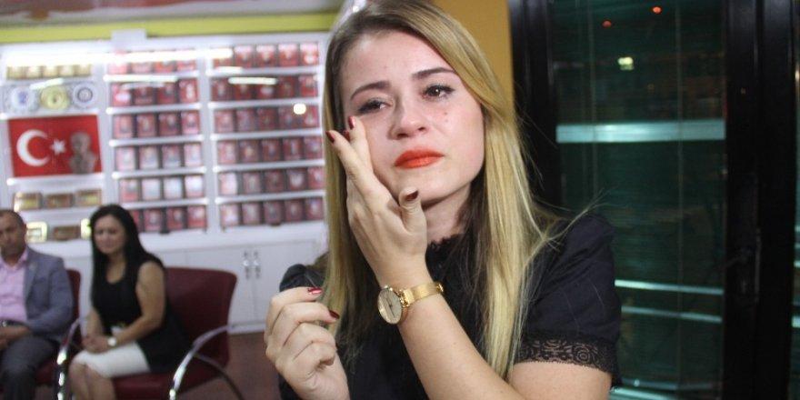 Psikolog şehit kızından ağlatan terapi