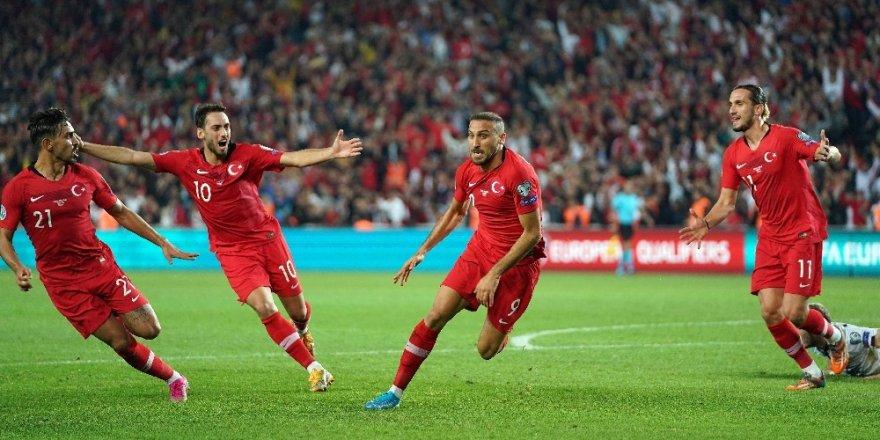 Türkiye için 5. Avrupa Şampiyonası yükleniyor!