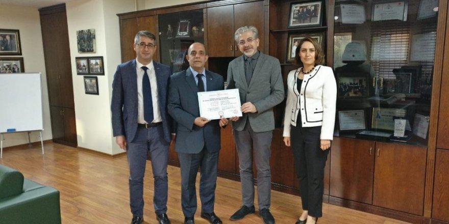 """Adana Şehir Hastanesi ve Başkent Hastanesi'ne """"Sağlık Turizmi Yetki Belgesi"""""""
