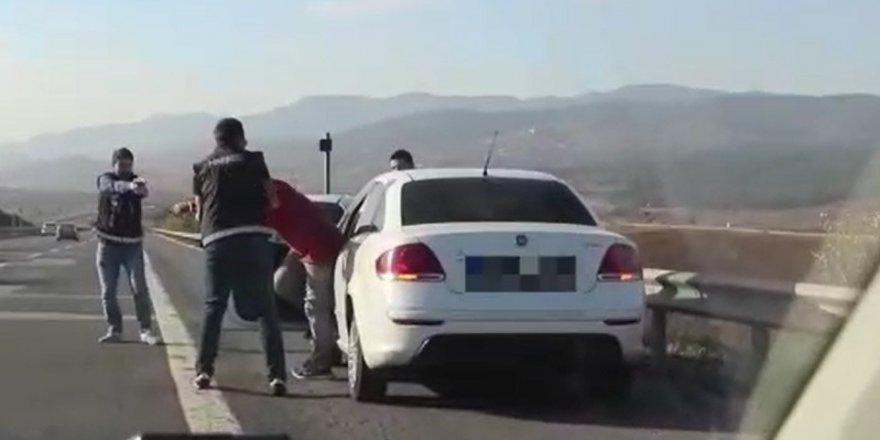 Bolu'da 69 kilo uyuşturucu ele geçirildi: 5 gözaltı