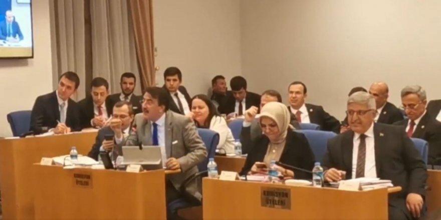 Milletvekili Aydemir: 'Onlara acı veren, bize lezzet veriyor'