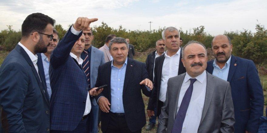 Bölgenin en büyük lojistik merkezi Dilovası'na kurulacak