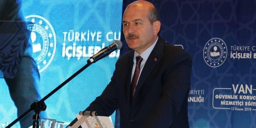 """İçişleri Bakanı Soylu: """"DEAŞ'ın çok önemli bir adamını yakın bir zamanda Suriye'de ele geçirdik''"""