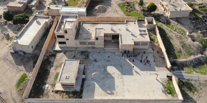 """MSB: """"PKK/YPG'nin tahrip ettiği okullar diğer ilgili kurum ve koordineli olarak incelemeler sürüyor"""""""