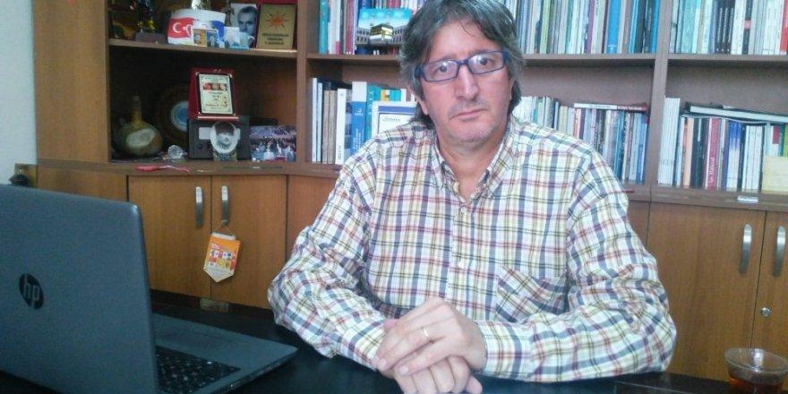 Akbıyık, Gazeteciler Cemiyeti Basın Vakfı Genel Başkan Vekilliği görevine getirildi