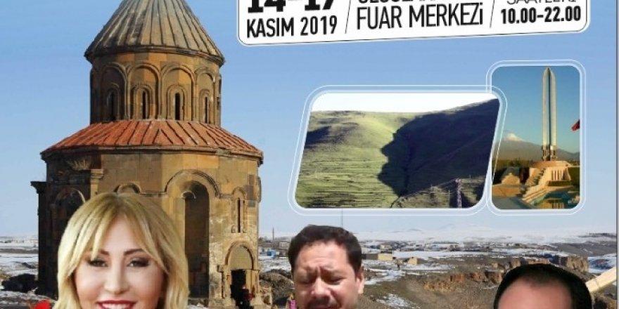 Kars-Ardahan-Iğdır Tanıtım Günleri'nin başlamasına kısa süre kaldı