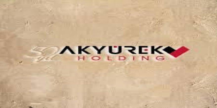 Akyürek Holding'in isim hakları 1 milyon 95 bin TL'ye icradan satılacak