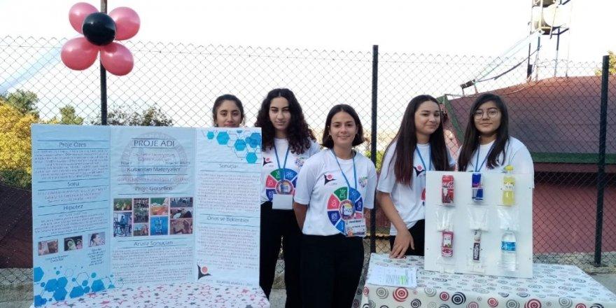 Fatsa'da TÜBİTAK Bilim Fuarı
