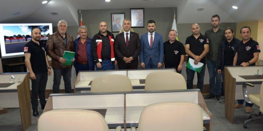 Deprem eylem planı çalışmalarına start veren Başkan Babaoğlu, müjdeyi verdi