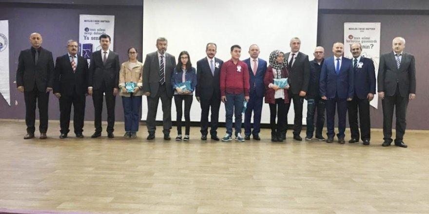Burhaniye'de Mevlid-i Nebi Haftası'na coşkulu kutlama