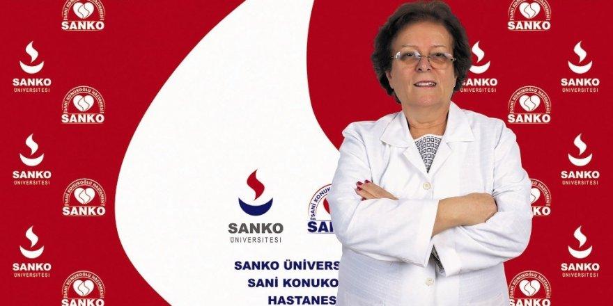 Prof. Dr. Yurdanur Kılınç SANKO Üniversitesi Hastanesi'nde