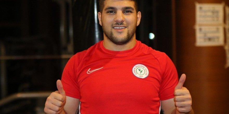 Çaykur Rizespor'da El Kabir sevinci